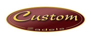 Custom zadels